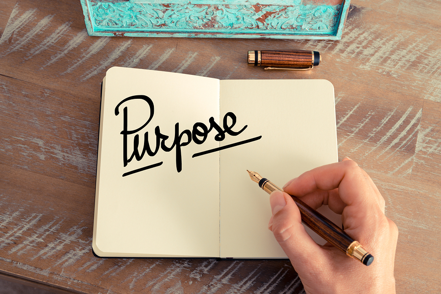 Why Values and a Purpose are Vital for Leaders Today
