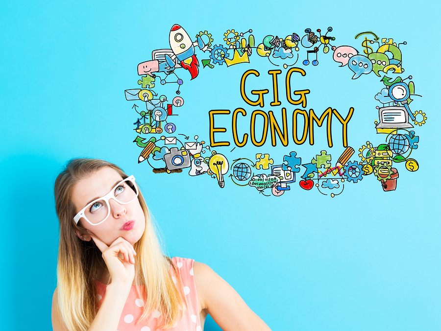 Capitalize on the Gig Economy