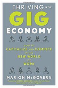 gig economy book jacket