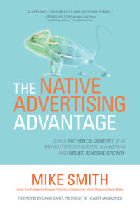 native advertising advantage cover