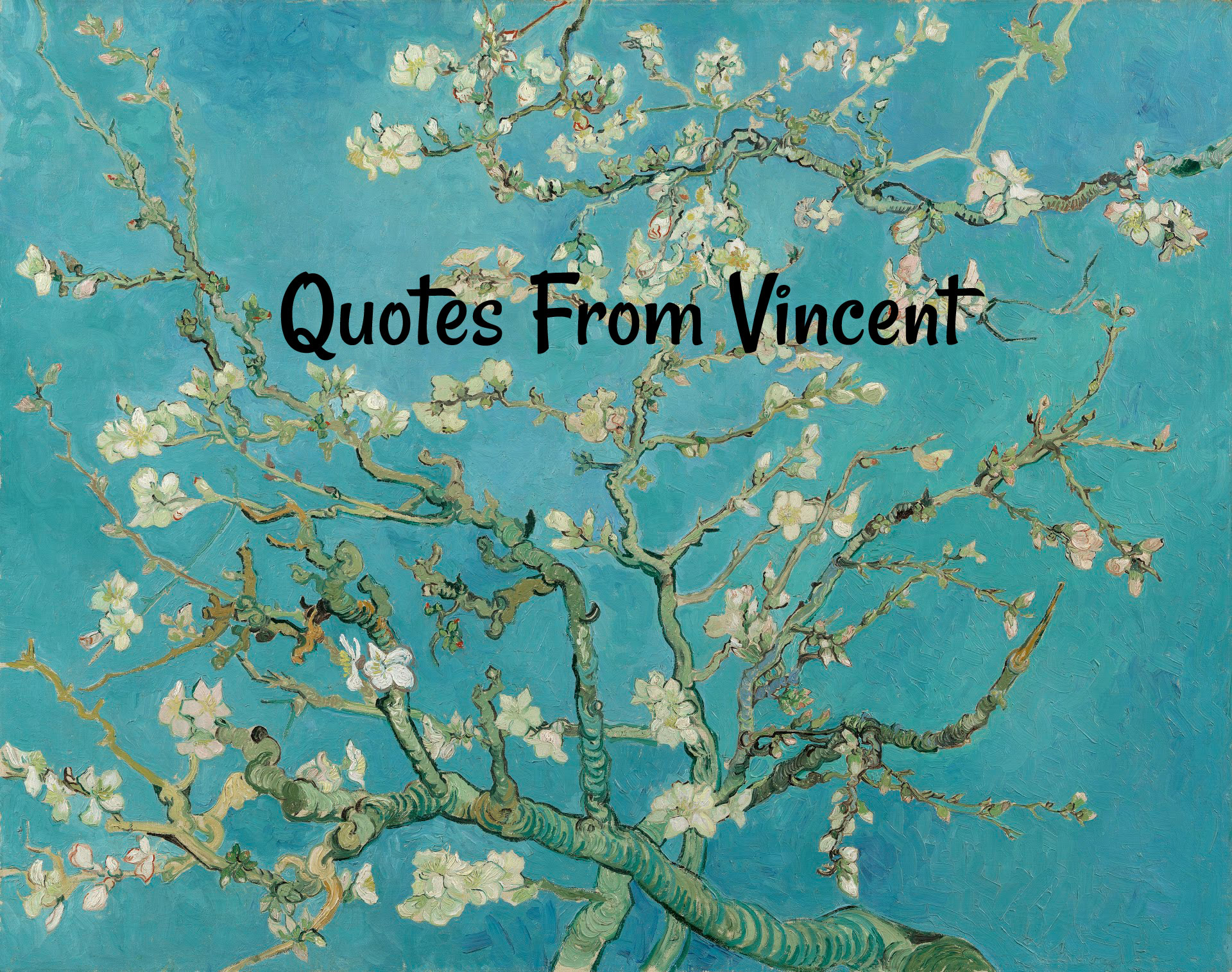 25 Quotes from Vincent for Dreamers on Starry, Starry Nights