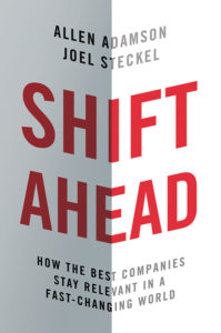 Shift Ahead book cover