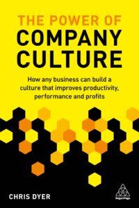 company culture book jacket