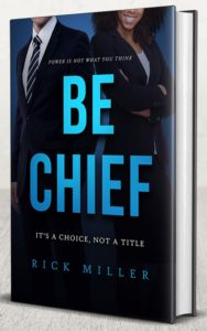 be chief bookcover