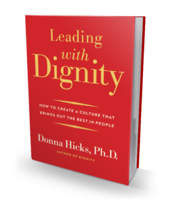 leading with dignity book cover