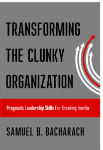 Clunky Organization Book Cover