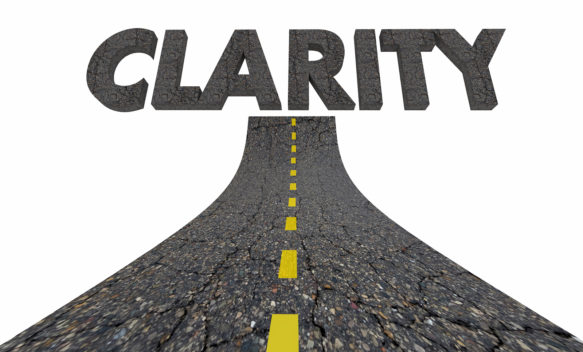 lead with clarity