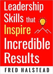 leadership skills book cover