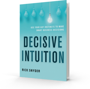 Decisive Intuition Cover