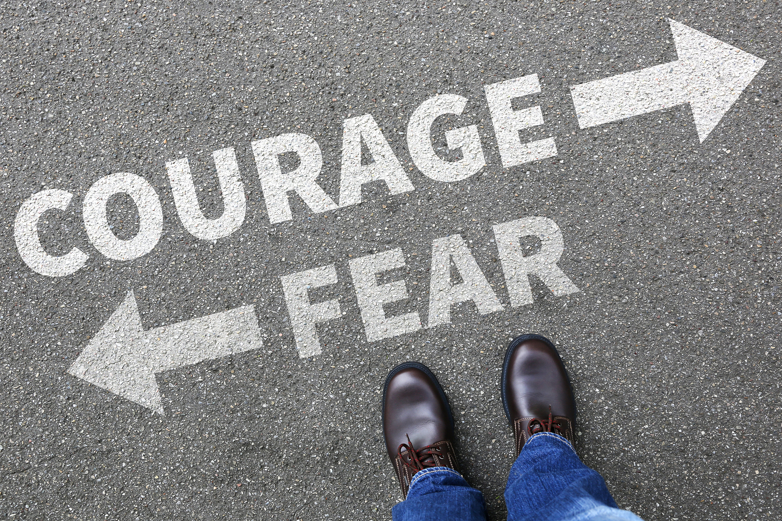 Learn to Lead with Courage
