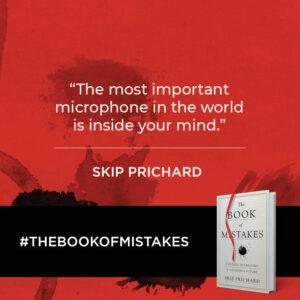 Skip Prichard microphone quote