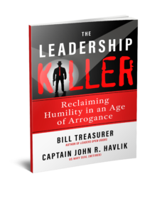 leadership killer book jacket