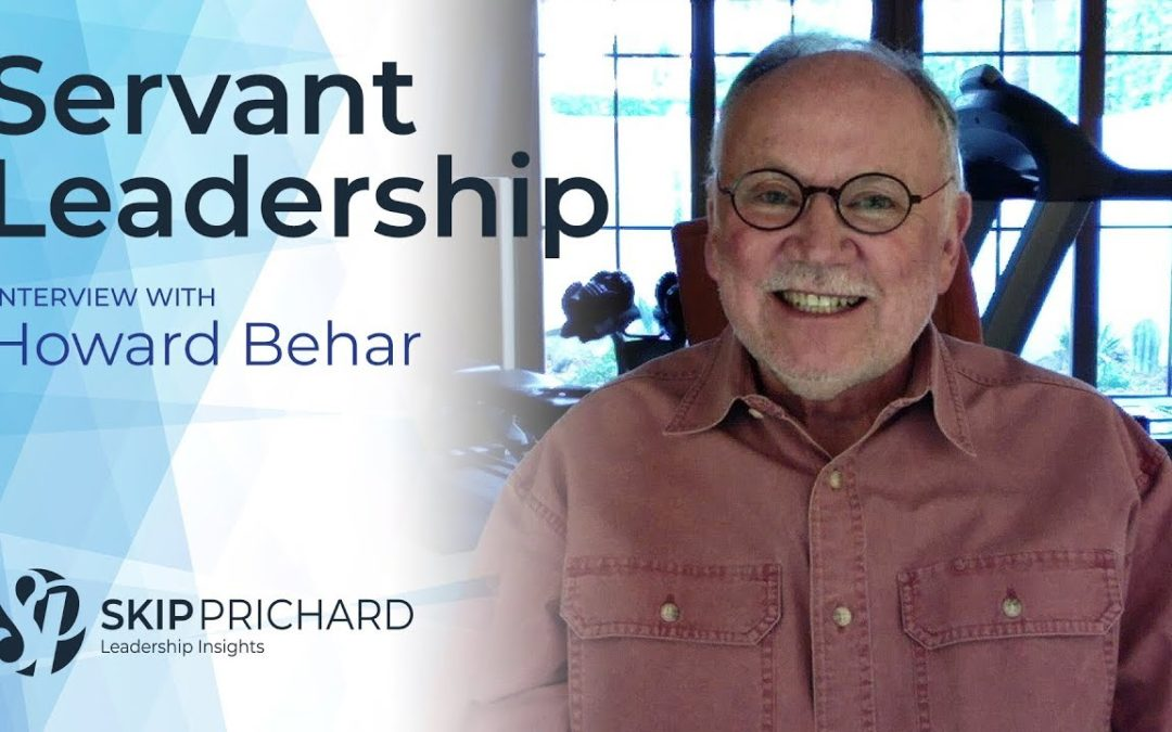 What Coffee, Hats, and Brooms Teach About Servant Leadership