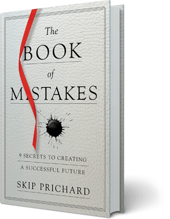 The Book of Mistakes by Skip Prichard