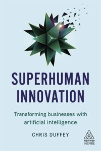 superhuman innovation book jacket