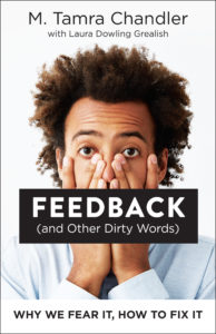feedback book cover