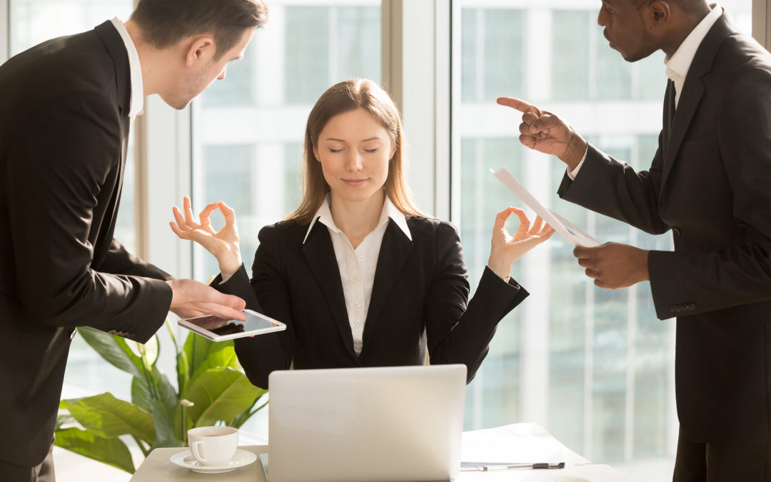 How to Handle Conflict and Create Peace in the Workplace