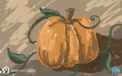 pumpkin copyright Joy Prichard
