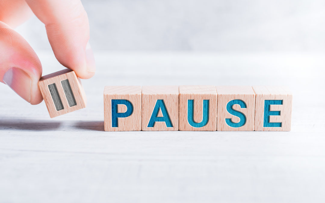 Pause to Lead Better