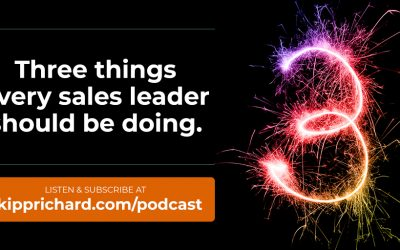 Aim Higher: 3 Keys to Creating a Sales Leadership Mindset