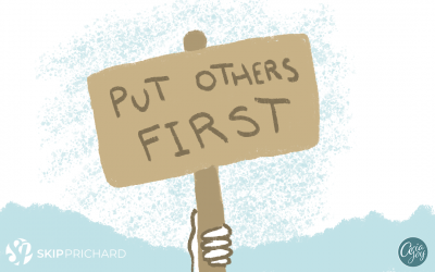 Aim Higher: Servant Leaders Put Others First
