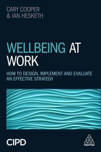 Wellbeing at work cover