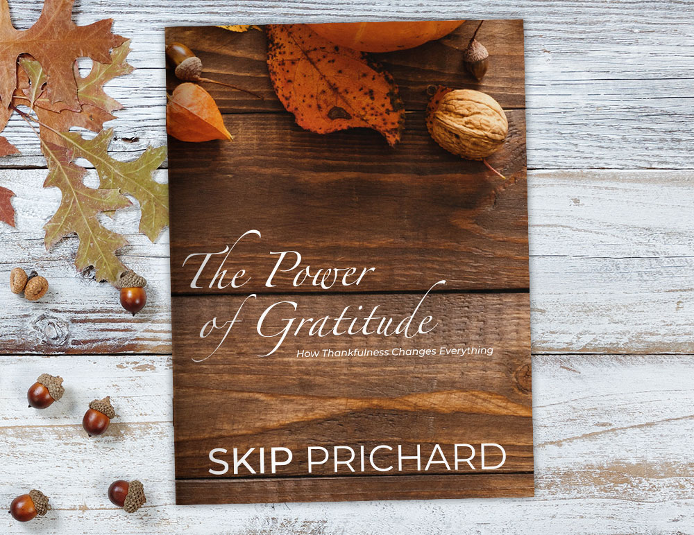 Learn how to make gratitude your superpower