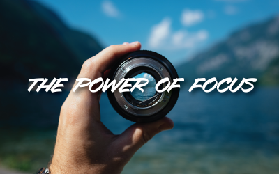 Aim Higher: The Power of Focus