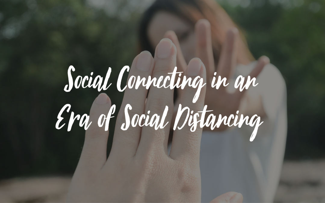 Why We Should Rename Social Distancing