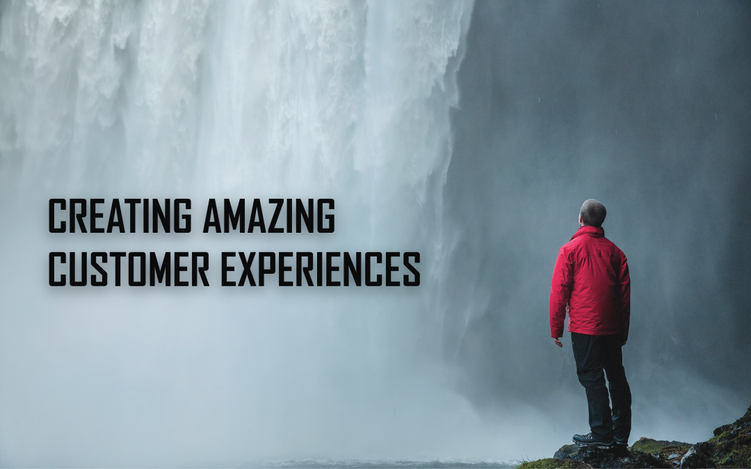 Aim Higher: Creating Amazing Customer Experiences