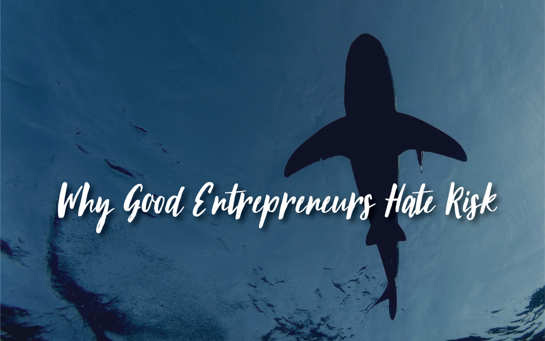 Why Good Entrepreneurs Hate Risk, with James Altucher