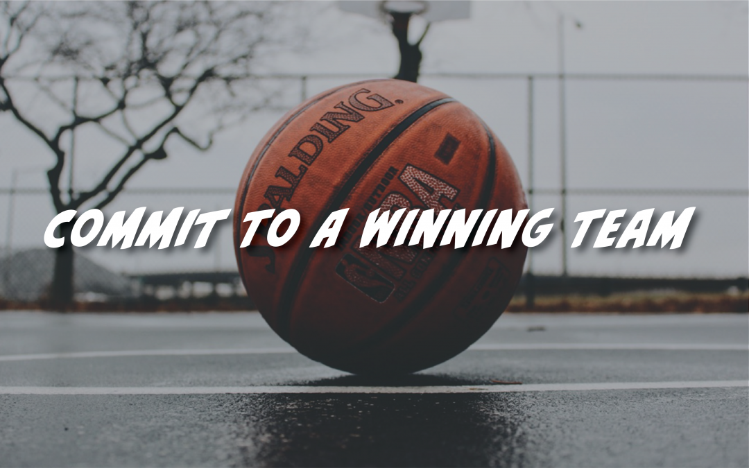 Aim Higher: Commit to a winning team with Mark Eaton