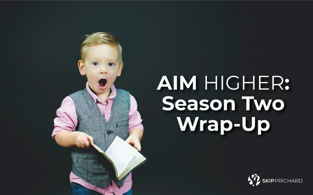 Aim Higher: season two wrap-up