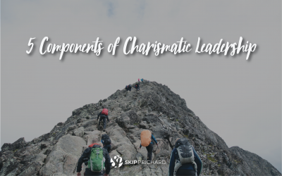 5 Components of Charismatic Leadership