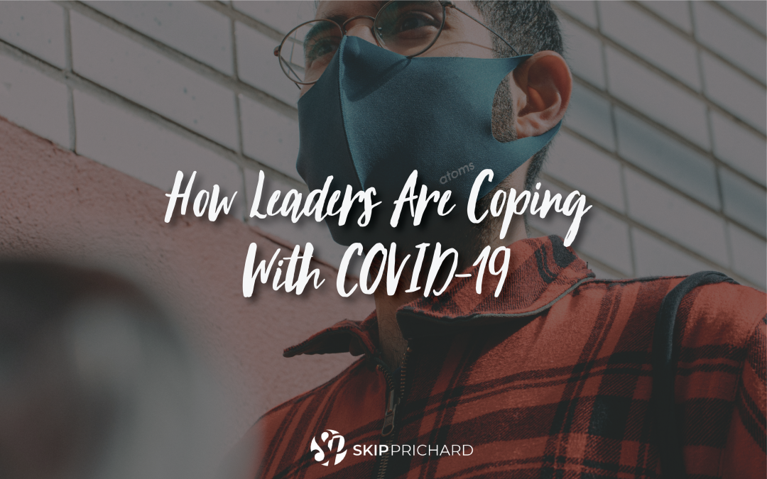 Aim Higher: How leaders are coping with COVID-19