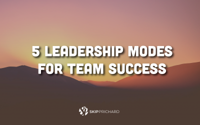 5 Leadership Modes for Team Success