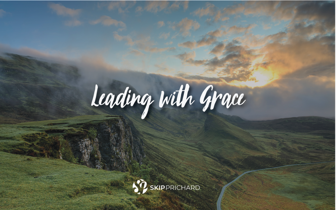 Aim Higher: Leading with Grace, with John Baldoni
