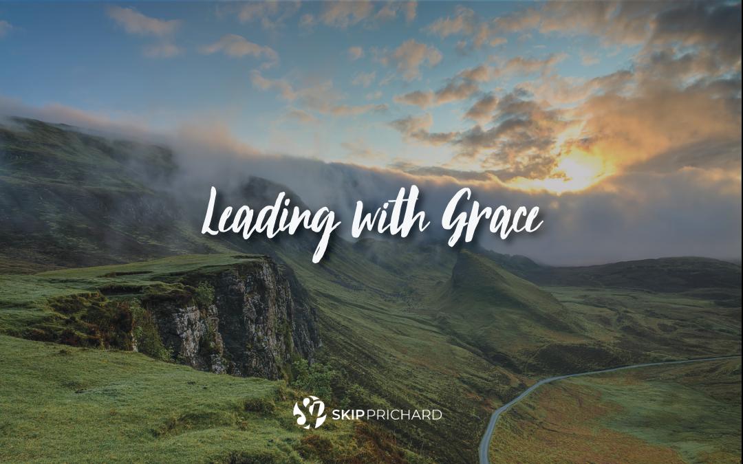 Aim Higher: Leading with Grace, with John Baldoni