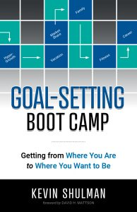 book jacket GOAL-SETTING BOOT CAMP