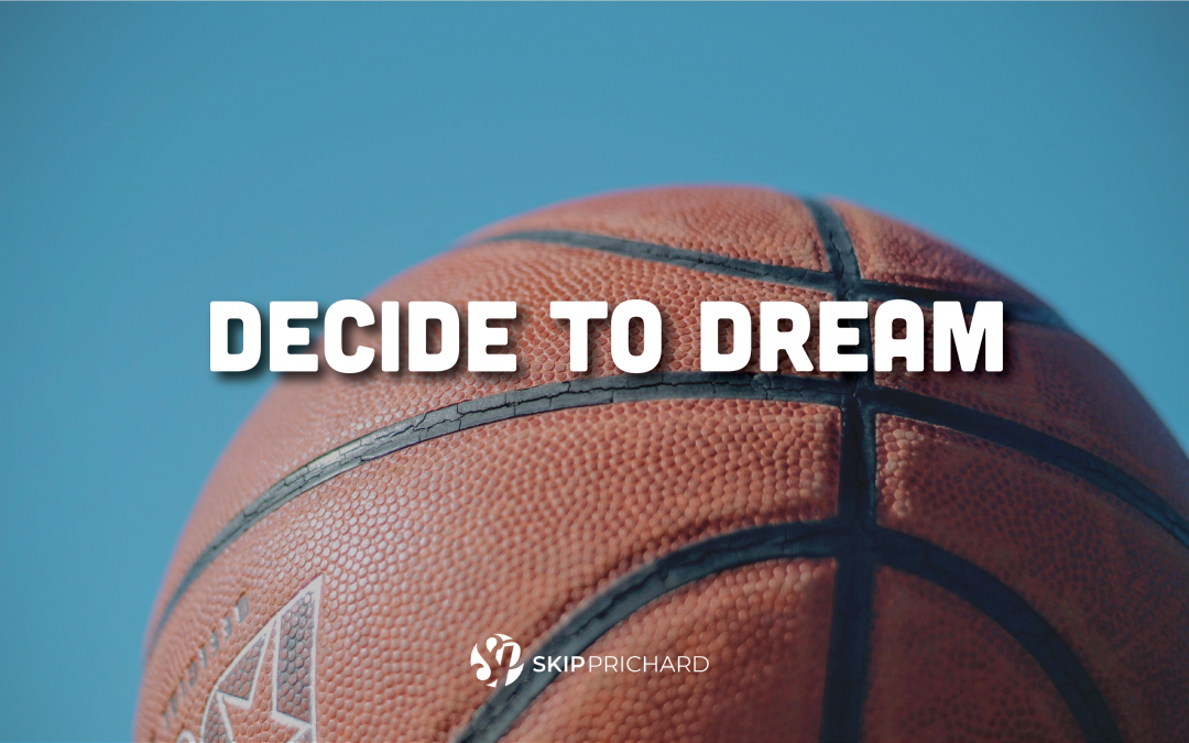 Aim Higher: Decide to dream, with sportscaster Bob Rathbun