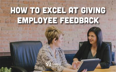 Aim Higher: How to excel at giving employee feedback
