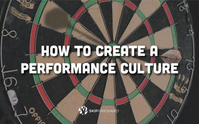 Aim Higher: How to Create a Performance Culture