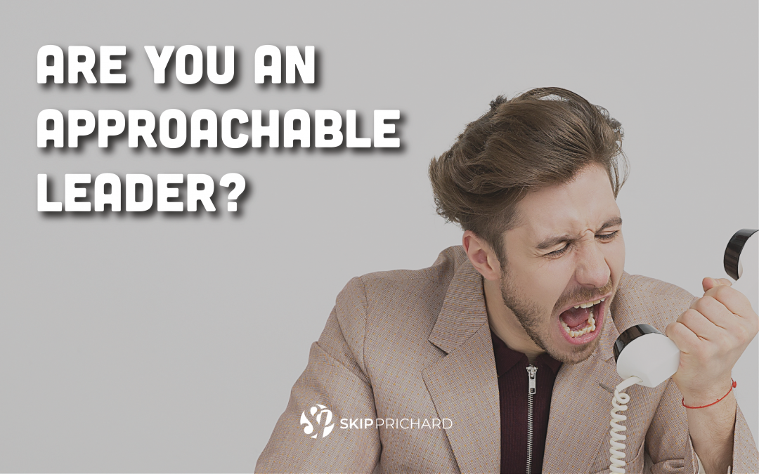 Aim Higher: How to be a more approachable leader