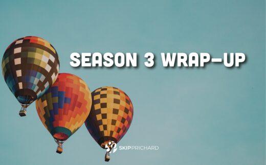 Season 3 wrap-up
