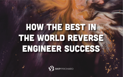 How the Best in the World Reverse Engineer Success
